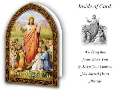 Greeting cards el camino real 1003 god bless you m4hsunfo